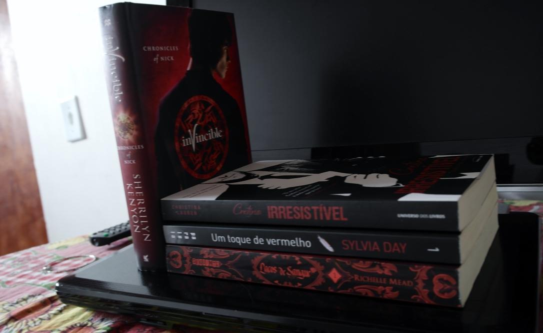 livros de setembro
