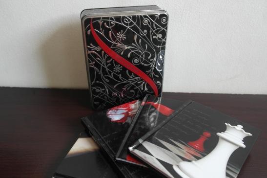 Cadernetas Saga Crepúsculo