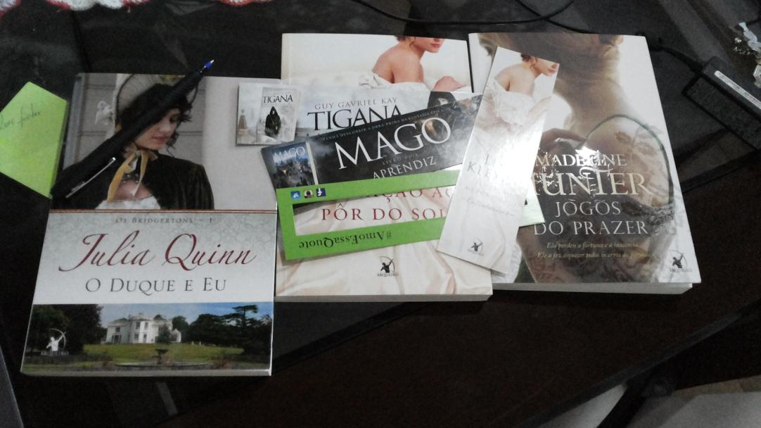 Romances de Época Editora Arqueiro