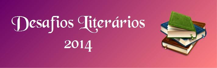 Desafio Literários Banner