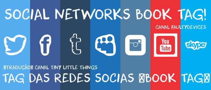 Social Networks Book Tag!