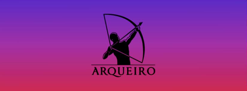 Banner Arqueiro para lançamentos