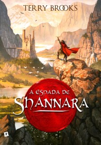 Capa de A Espada de Shannara sem fita