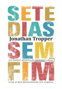 Sete Dias Sem Fim, capa original da publicação brasileira.