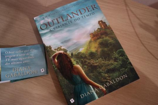 Outlander: A Viajante do Tempo, Diana Gabaldon