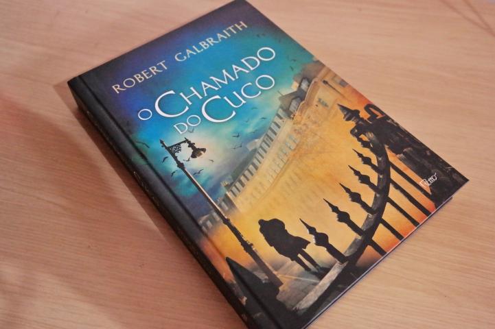 O Chamado do Cuco, Robert Galbraith |J. K. Rowling|