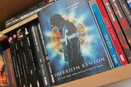 Infinity, Sherrilyn Kenyon