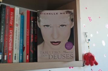 Tabuleiro dos Deuses, Richelle Meed