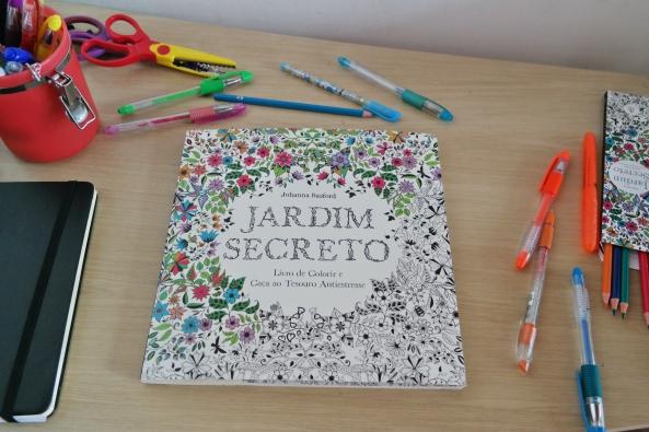 ideias jardim secreto:ProjetoJardimSecreto – Jardim Secreto, de Johanna Basford