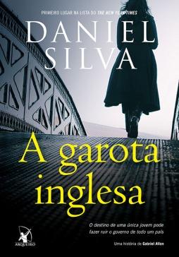A garota inglesa, de Daniel Silva