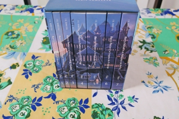 Box Harry Potter Lombada