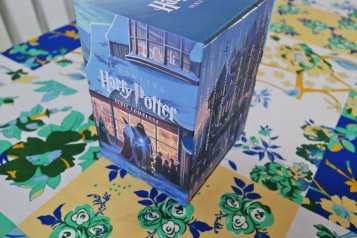 Box Harry Potter Lado