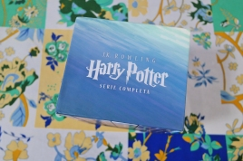 Box Harry Potter cima