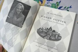 Box Harry Potter por dentro