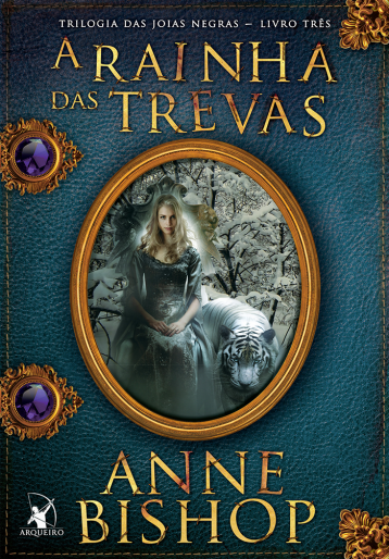 A rainha das trevas, de Anne Bishop